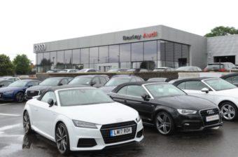 Audi Car Showroom Extension, Bexley