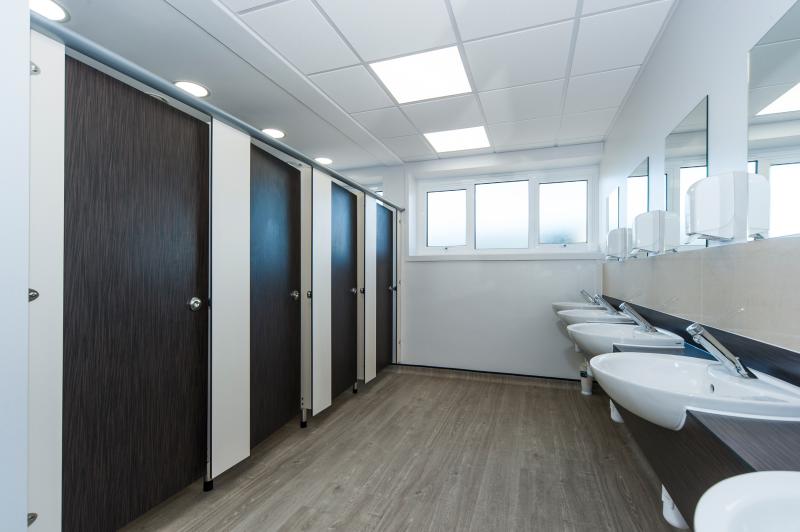 Epsom And Ewell High School Toilet Refurbishment