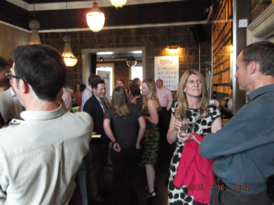 Bath Summer Networking Event is a big hit!