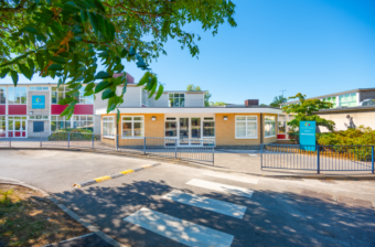 The Grove Academy, Entrance Improvements
