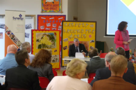 Synergy Launch First Education Seminar