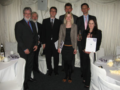 Synergy Bare, Leaning and Bare wins RICS South West award!