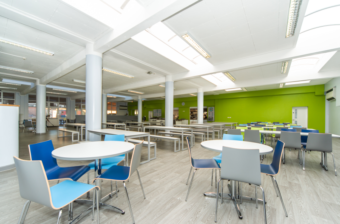 Southborough High School, Dining Facilities