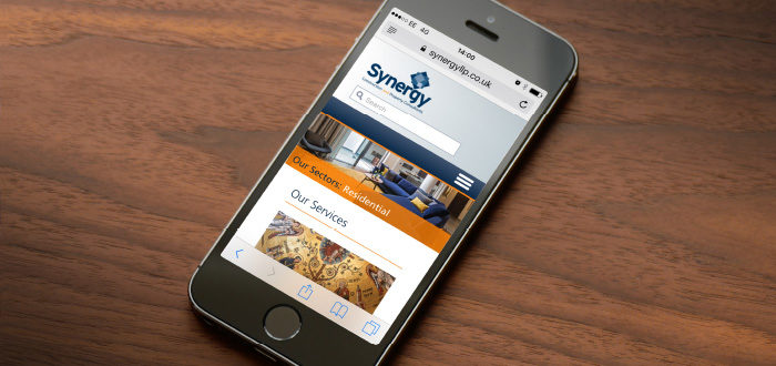 Synergy launches new website