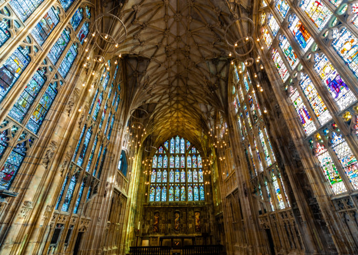 In tune with Heaven, in touch with daily life – Project Pilgrim at Gloucester Cathedral
