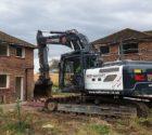 Demolition begins at Canalside