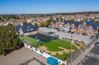 Ludlow Junior School, Southampton