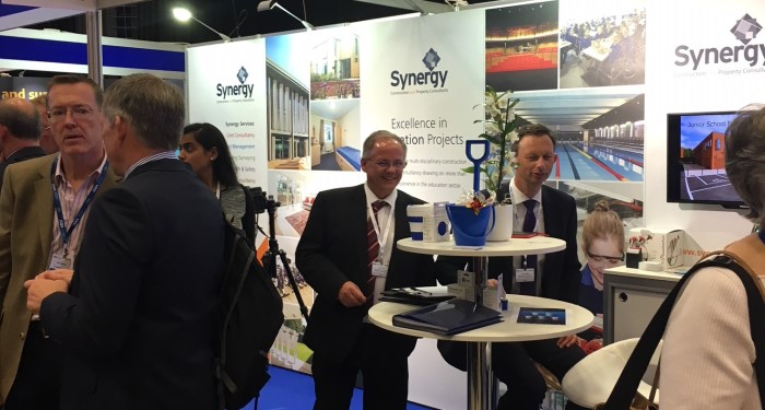Synergy to Exhibit at Two London Conferences This Week
