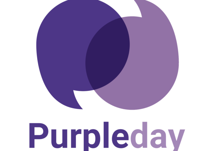 Synergy go purple and raise awareness for Epilepsy Awareness Day
