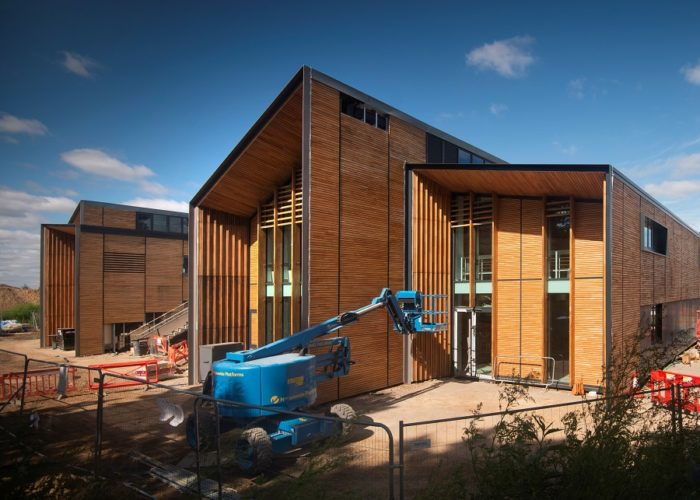 Autumn Brings: Exciting Progress at RHS Garden Wisley