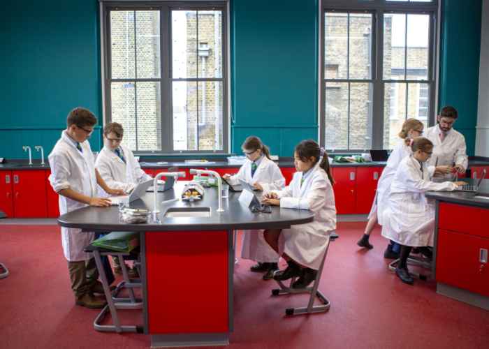 New Maida Vale School Opens its Doors for Pupils