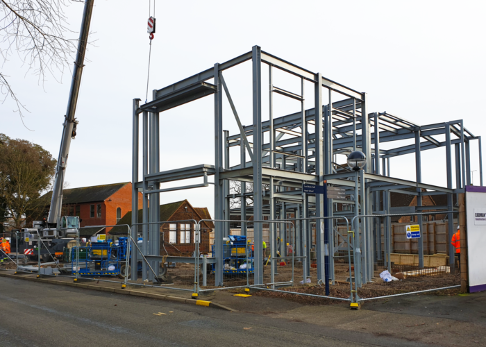Felsted School – Exciting progress of the Marshall Centre for Learning