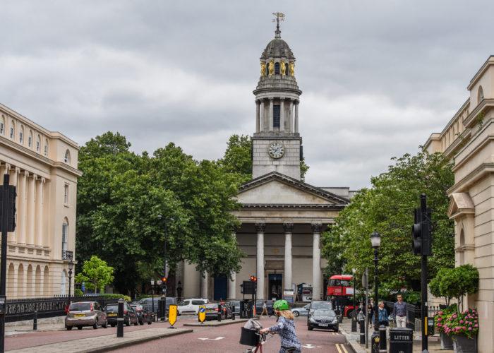 St Marylebone Parish Church, Changing Lives project starts on site