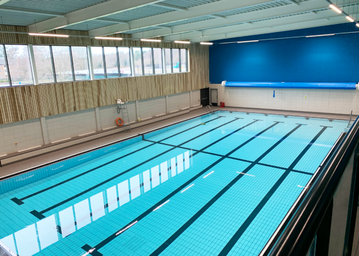 Canalside – Sheerwater Leisure Centre now complete