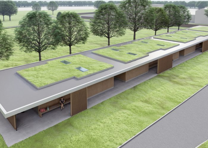 New Changing Pavilion Project starts on site at Cokethorpe School